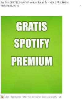 få spotify premium